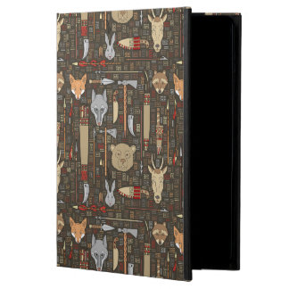 Ethnic Hunting Pattern Cover For iPad Air