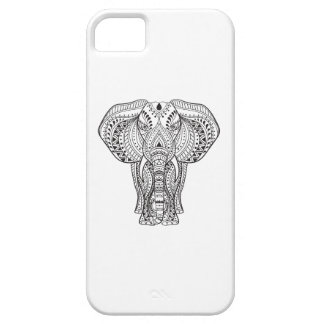 Ethnic Indian Elephant iPhone 5 Cases
