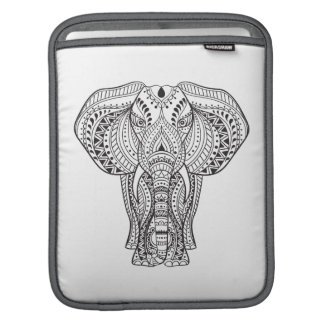 Ethnic Indian Elephant Sleeves For iPads