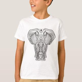 Ethnic Indian Elephant T-Shirt