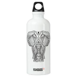 Ethnic Indian Elephant Water Bottle