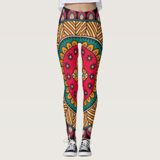 Ethnic Leggings