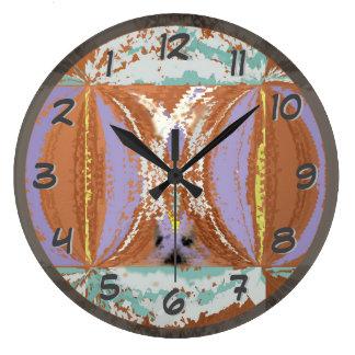 Ethnic Look - Backward Clock for Unusual People