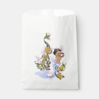 Ethnic Mermaid Baby Shower Favour Bags