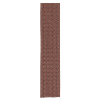 Ethnic modern geometric pattern 2 2 short table runner
