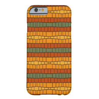 Ethnic modern geometric pattern 2 barely there iPhone 6 case