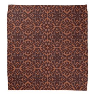 Ethnic modern geometric pattern bandana