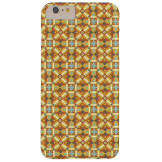 Ethnic Moroccan Motifs Seamless Pattern 6 Barely There iPhone 6 Plus Case