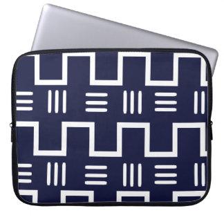 Ethnic Mud Cloth Laptop Sleeve