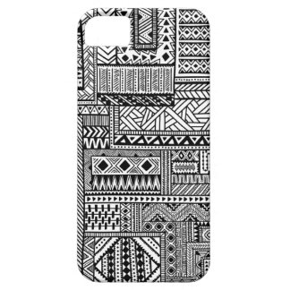 Ethnic Ornament Barely There iPhone 5 Case