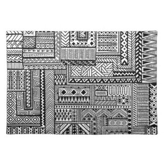 Ethnic Ornament Placemat