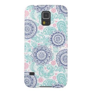 Ethnic Paisley Pattern Galaxy S5 Case