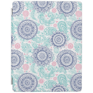 Ethnic Paisley Pattern iPad Cover