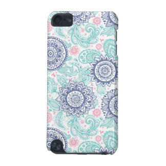 Ethnic Paisley Pattern iPod Touch (5th Generation) Cases