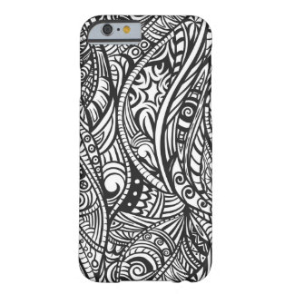 Ethnic pattern 3 barely there iPhone 6 case