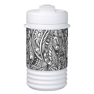 Ethnic pattern 3 cooler