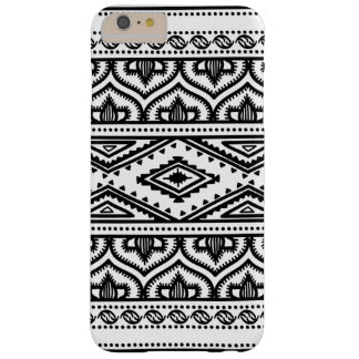 Ethnic Pattern Design Barely There iPhone 6 Plus Case