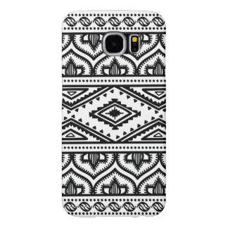 Ethnic Pattern Design Samsung Galaxy S6 Cases