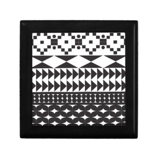 Ethnic pattern gift boxes