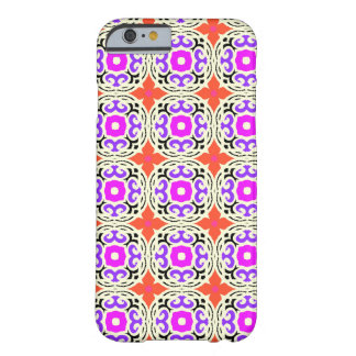 Ethnic Pattern with Moroccan Motifs Barely There iPhone 6 Case