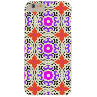 Ethnic Pattern with Moroccan Motifs Barely There iPhone 6 Plus Case
