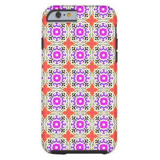 Ethnic Pattern with Moroccan Motifs Tough iPhone 6 Case