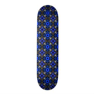 Ethnic Pattern with Turkish Motifs Skate Board