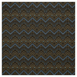 Ethnic seamless tribal boho pattern fabric