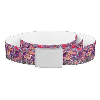 Ethnic Style Animal Pattern Belt
