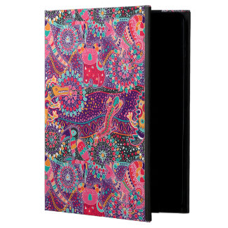 Ethnic Style Animal Pattern iPad Air Cover