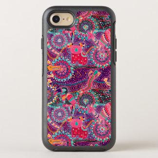 Ethnic Style Animal Pattern OtterBox Symmetry iPhone 8/7 Case