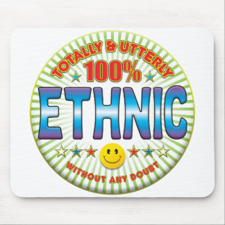 Ethnic Totally Mouse Pad