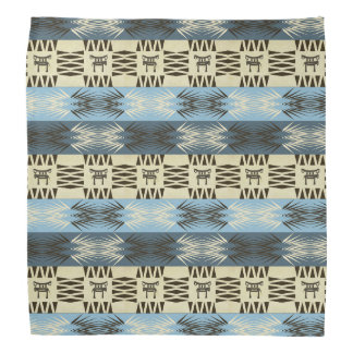 ethnic tribal african pattern bandana