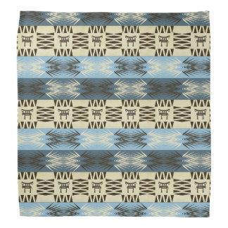 ethnic tribal african pattern bandanas