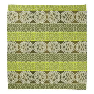 ethnic tribal african pattern bandannas