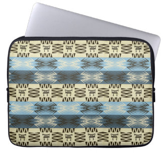 ethnic tribal african pattern laptop computer sleeve