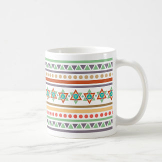 Ethnic Tribal Pattern Coffee Mug