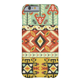 Ethnic vector pattern in mexican style barely there iPhone 6 case