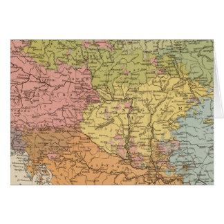 Ethnog Austria Hungary Card