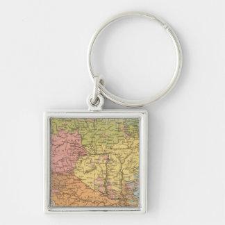 Ethnog Austria Hungary Key Ring