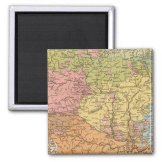 Ethnog Austria Hungary Magnet