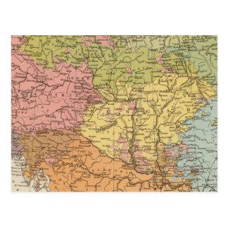 Ethnog Austria Hungary Postcard
