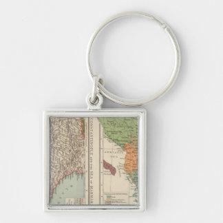 Ethnog Balkan Peninsula, Constantinople Key Ring
