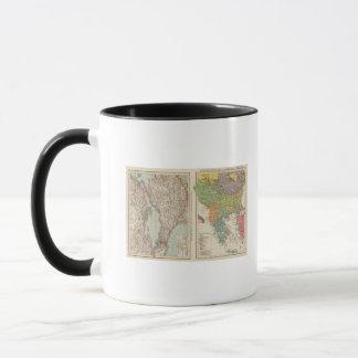 Ethnog Balkan Peninsula, Constantinople Mug
