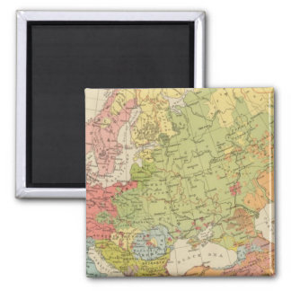 Ethnographic Europe Magnet