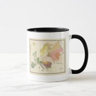 Ethnographic, Europe Mug