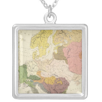 Ethnographic, Europe Silver Plated Necklace
