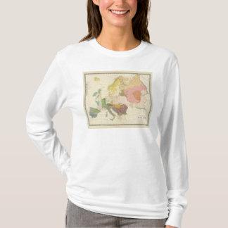 Ethnographic, Europe T-Shirt