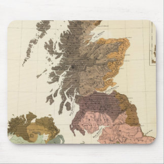 Ethnographic, Gt Brit, Ireland Mouse Mat