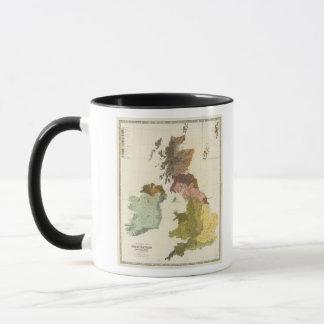 Ethnographic, Gt Brit, Ireland Mug